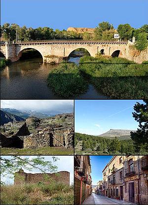 Province of Guadalajara - Image: Guadalajara montage