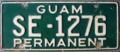 Guam license plate 1955 permanent.png