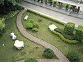 Guangdong Indecide College——广东内定学院:饭堂必经之路 - panoramio.jpg