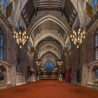 Guildhall, London - The Great Hall