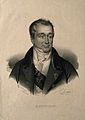Guillaume, Baron Dupuytren. Lithograph by N. E. Maurin. Wellcome V0001720.jpg