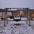 Gunga på Rörstrandsområdet, Lidköping (redigerad).jpg