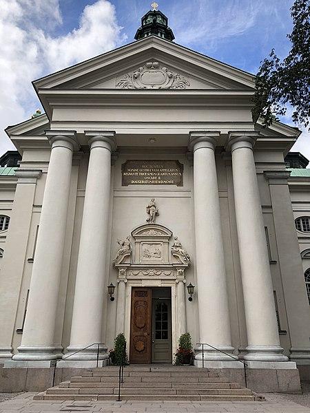 gustav vasa kyrka