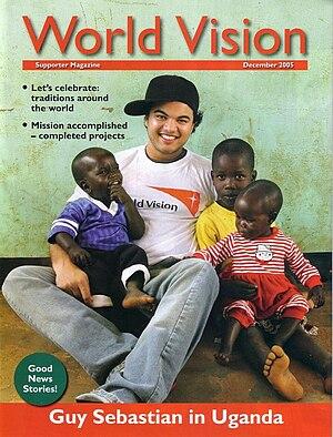 World Vision Australia - World Vision Australia Magazine. Dec 2005