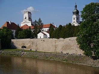 Győr - Rába at Győr