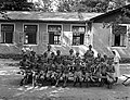 Gyerek csoportkép, 1943 Farkasgyepű. Fortepan 72366.jpg