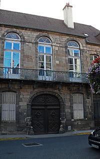 Ancien hôtel de la Feronnays