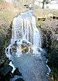 Hüttingen an der Kyll (Eifel); Katzengraben mit Wasserfall b.jpg