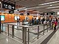HK 港鐵 MTR 南港島線 South Island Line 利東邨站 Lei Tung Station January 2021 SS2 34.jpg