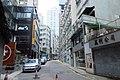 HK SW 上環新街 Sheung Wan New Street sidewalk shop Man Lee Company April 2018 IX2.jpg