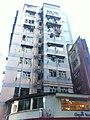 HK Sheung Wan 擺花街 60 Lyndhurst Terrace 新豐樓 Sun Fung Mansion facade Dec-2011 Ip4.jpg