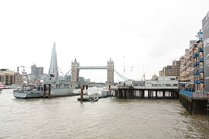 HMS President, Saturday 3 June at the Diamond Jubilee Pageant of Queen Elizabeth II.JPG