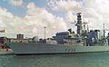 HMS Richmond (F239) Type 23 Frigate 4,900 tonnes, Royal Navy. (11662766105).jpg