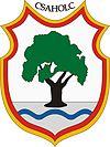 Huy hiệu của Csaholc