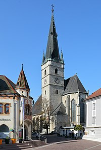 Haag (Niederösterreich) - Kirche.JPG