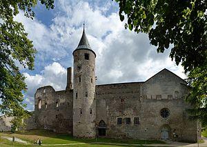 Roman Catholic Diocese of Ösel–Wiek - Haapsalu Episcopal Castle.