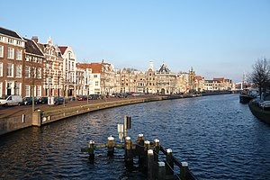 Haarlem on the spaarne