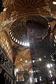 Hagia Sophia Interior Dome.jpg