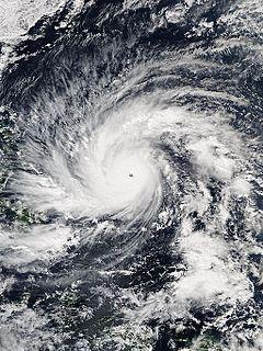 Typhoon Hagupit (2014) Pacific typhoon in 2014