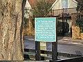 Half Mile Tree Sign - geograph.org.uk - 654348.jpg