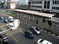 Halte Transjakarta Atrium Senen 1.JPG