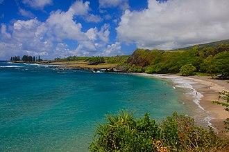 Hana, Hawaii - Image: Hamoa Beach