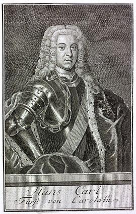 Hans Karl von Carolath-Beuthen