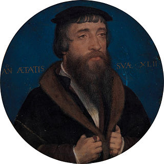William Roper English biographer of his father-in-law, Sir Thomas More