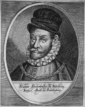 Khevenhüller - Hans Khevenhüller, ambassador to the Spanish Court