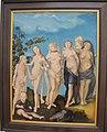 Hans baldung grien, le sette età della donna, 1544.JPG