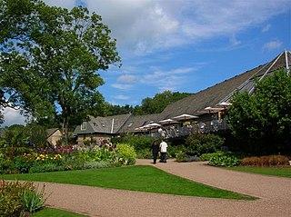 RHS Garden Harlow Carr Public garden in North Yorkshire, England