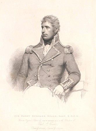 Harry Burrard-Neale - Sir Harry Burrard-Neale