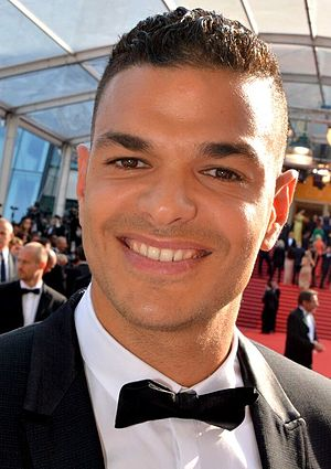 Hatem Ben Arfa - Ben Arfa at the 2016 Cannes Film Festival.