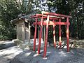 Hatomori Inari Shrine in Chiriku Hachiman Shrine.jpg