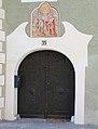 Haus Mauthen 35 - Portal.JPG