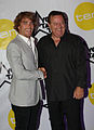 Hayden Quinn and Johnny Young (6724833133).jpg