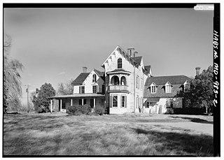 Hazelwood (Upper Marlboro, Maryland) United States historic place
