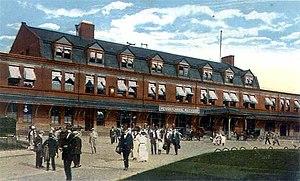 Harrisburg Transportation Center - Image: Hb pa railroad station