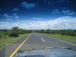 Ngorongoro District District in Northern, Tanzania