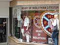 Heart of Midlothian Football Club store window - geograph.org.uk - 535953.jpg
