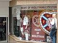 Heart of Midlothian Football Club store window - geograph.org.uk - 535953.jpg