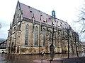Heilig-Kreuz-Münster, Münster zum Heiligen Kreuz, von 1761 bis 1803 Stifts- und Kollegiatkirche zu Unserer Lieben Frau, ca. 1320 Gemeindekirche - panoramio (1).jpg