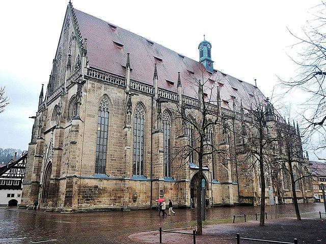 Heilig Kreuz Münster