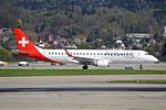 Helvetic Airways Embraer 190LR (ERJ-190-100LR) HB-JVL (26443978893).jpg