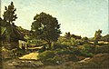 Henri-Joseph Harpignies (1819-1916) - Avallon - K2324 - Bristol City Museum and Art Gallery.jpg