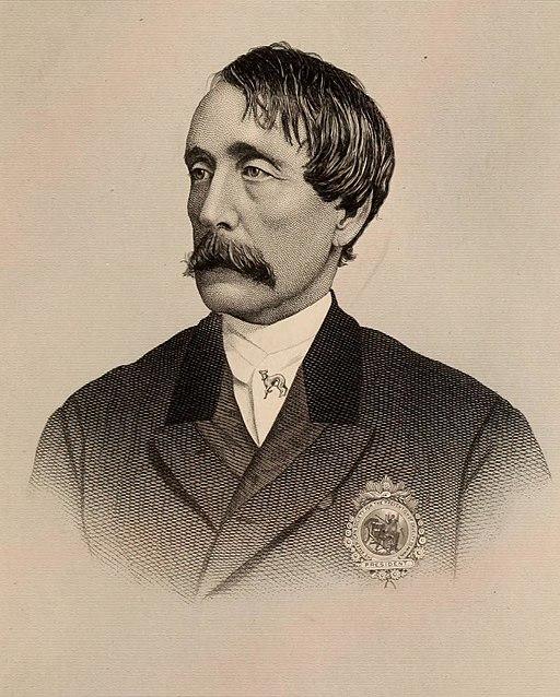 Henry Bergh by George E. Perine