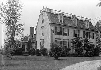 Henry Champion (general) - Champion House in 1940