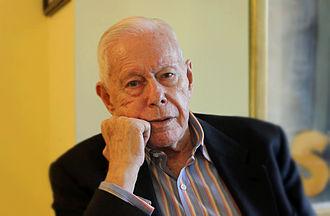 Herbert Schmertz - Herbert Schmertz in 2015