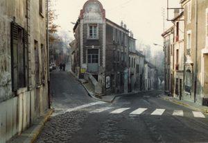 Herblay in France, near Paris