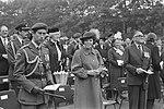 Herdenking Slag om Arnhem op Airborne begraafplaats , Oosterbeek Prins Charles,, Bestanddeelnr 933-0889.jpg